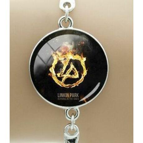 Fém Linkin Park karkötő