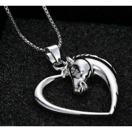 legjobb online kap új a legjobb hozzáállás Szíves ló nyaklánc - 1.999 Ft (Egyéb nyakláncok)