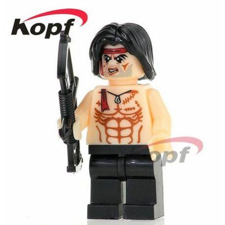 Rambo figura