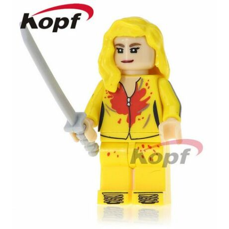 Kill Bill Uma Thurman figura