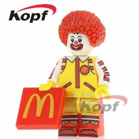 McDonald's bohóc figura