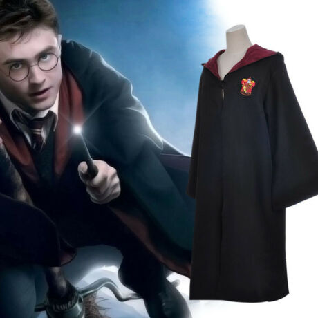 Harry Potter varázsló köpeny