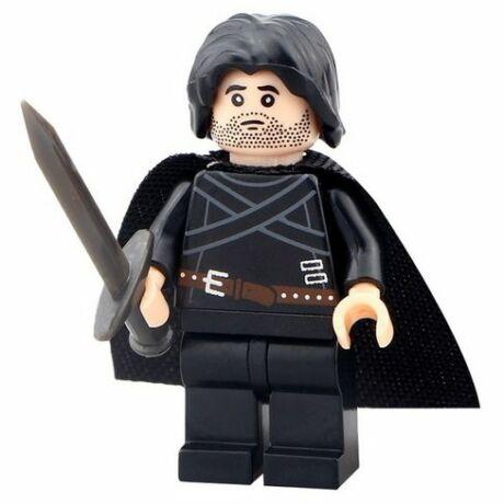 Trónok Harca Jon Snow figura