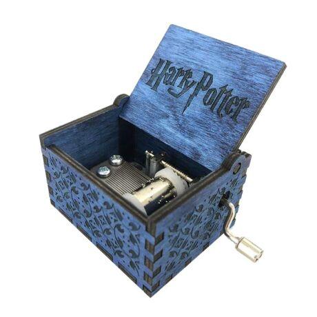 Harry Potter Roxfort induló zenegép