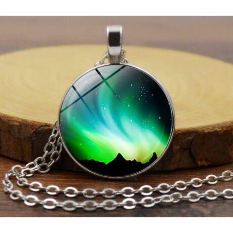 Aurora Borealis (Északi fény) nyaklánc