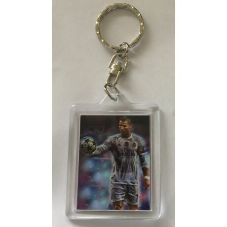 Cristiano Ronaldo kulcstartó