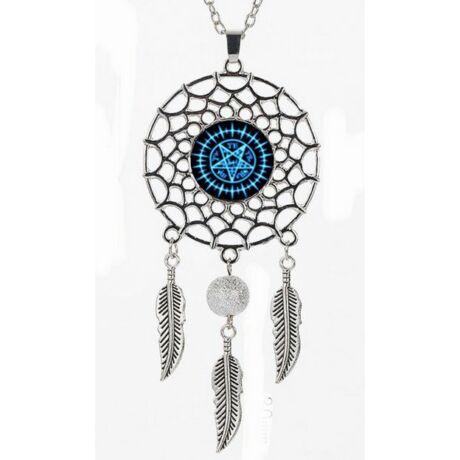 Pentagramos álomfogó nyaklánc