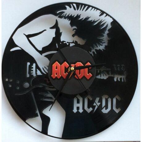 AC/DC bakelit falióra