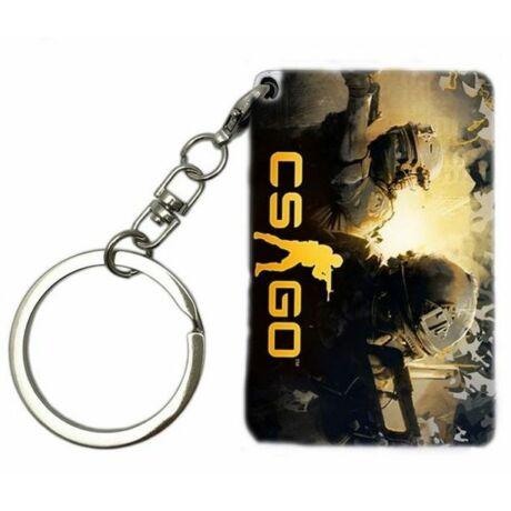 CS GO kártyás kulcstartó