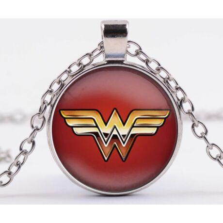 Wonder Woman üveges nyaklánc