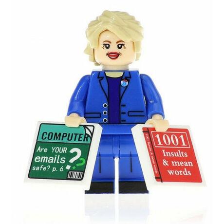 Hillary Clinton figura