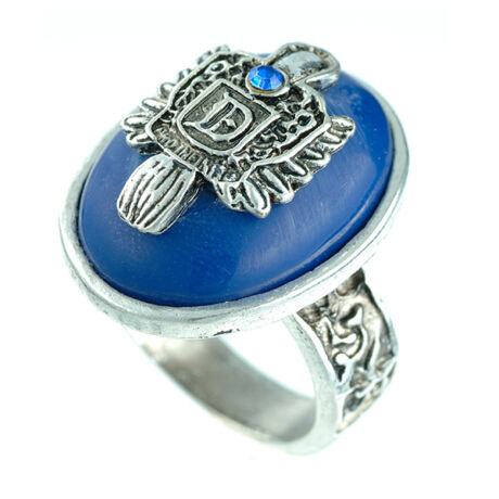 Vámpírnaplók stílusú Damon Salvatore gyűrű