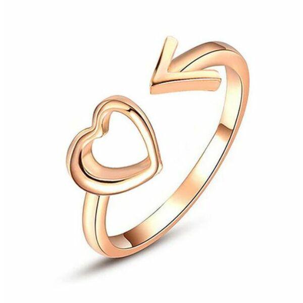 Nyilas, szíves gyűrű
