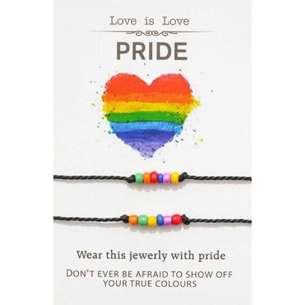 Páros Pride karkötő