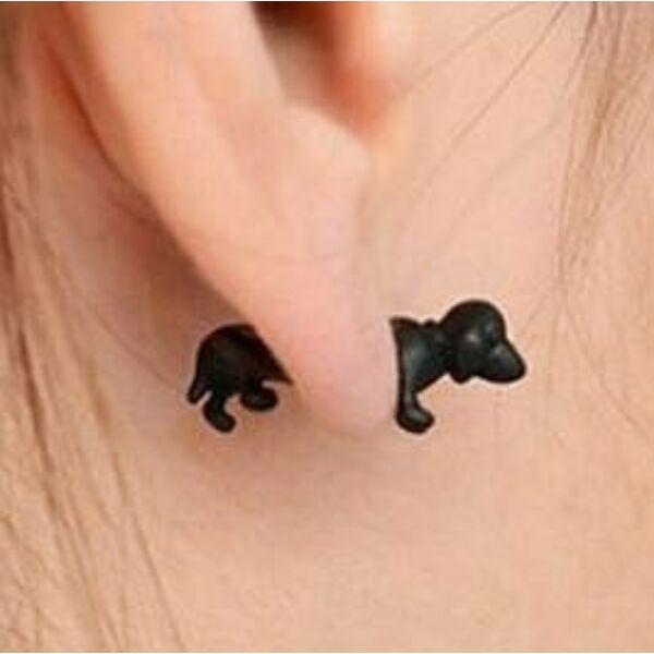 Tacskó fülbevaló