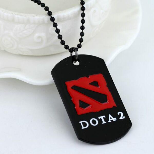 DOTA2 nyaklánc