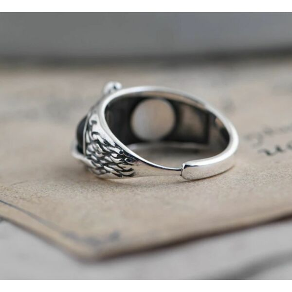 Baglyos gyűrű