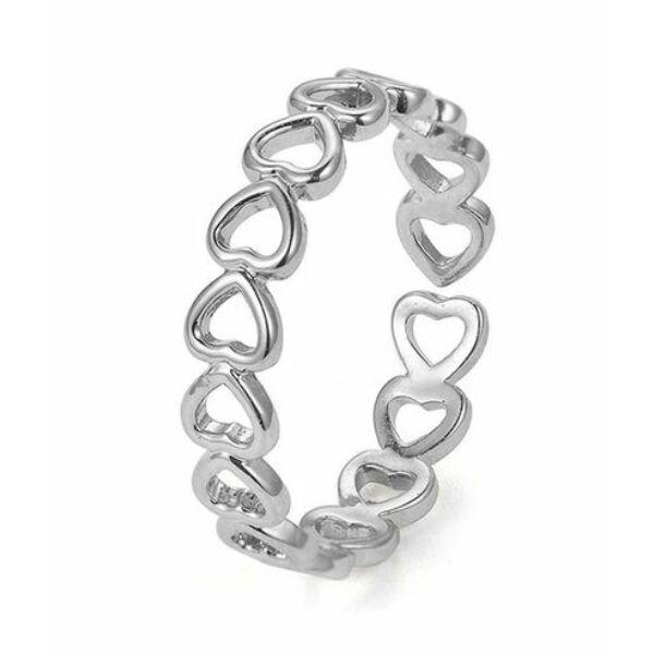 Csupa szíves gyűrű